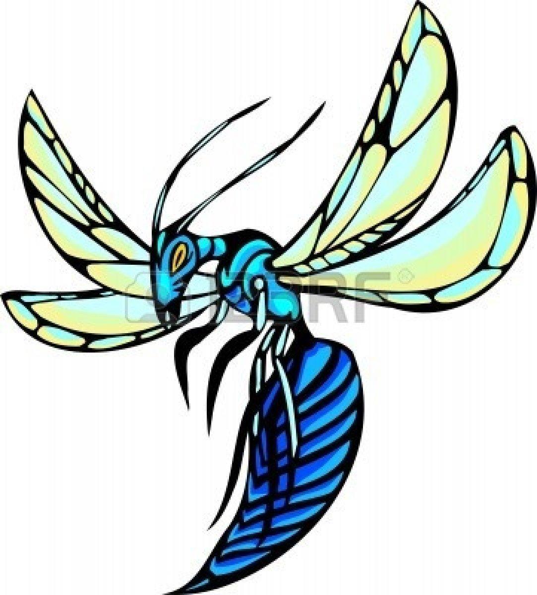 Vinyl Ready Clip Art Beetlespredatory Insects Clip Art.