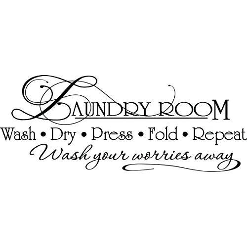 Laundry Word Wall Sayings: Amazon.com.