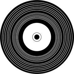 record vinyl clipart.