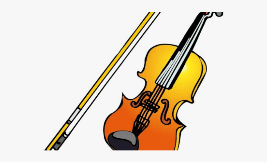 Violin Clipart Fiddle.