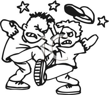 Violence clipart free.