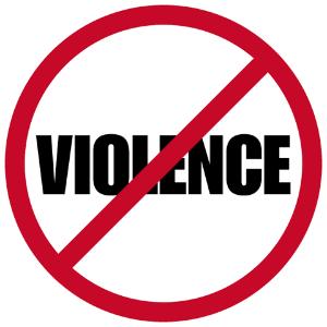 Violence Clipart.