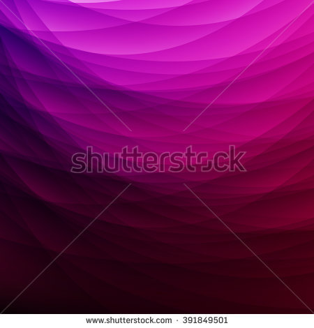 Abstract Purple Background With Wave. Vector Illustration. Clip.