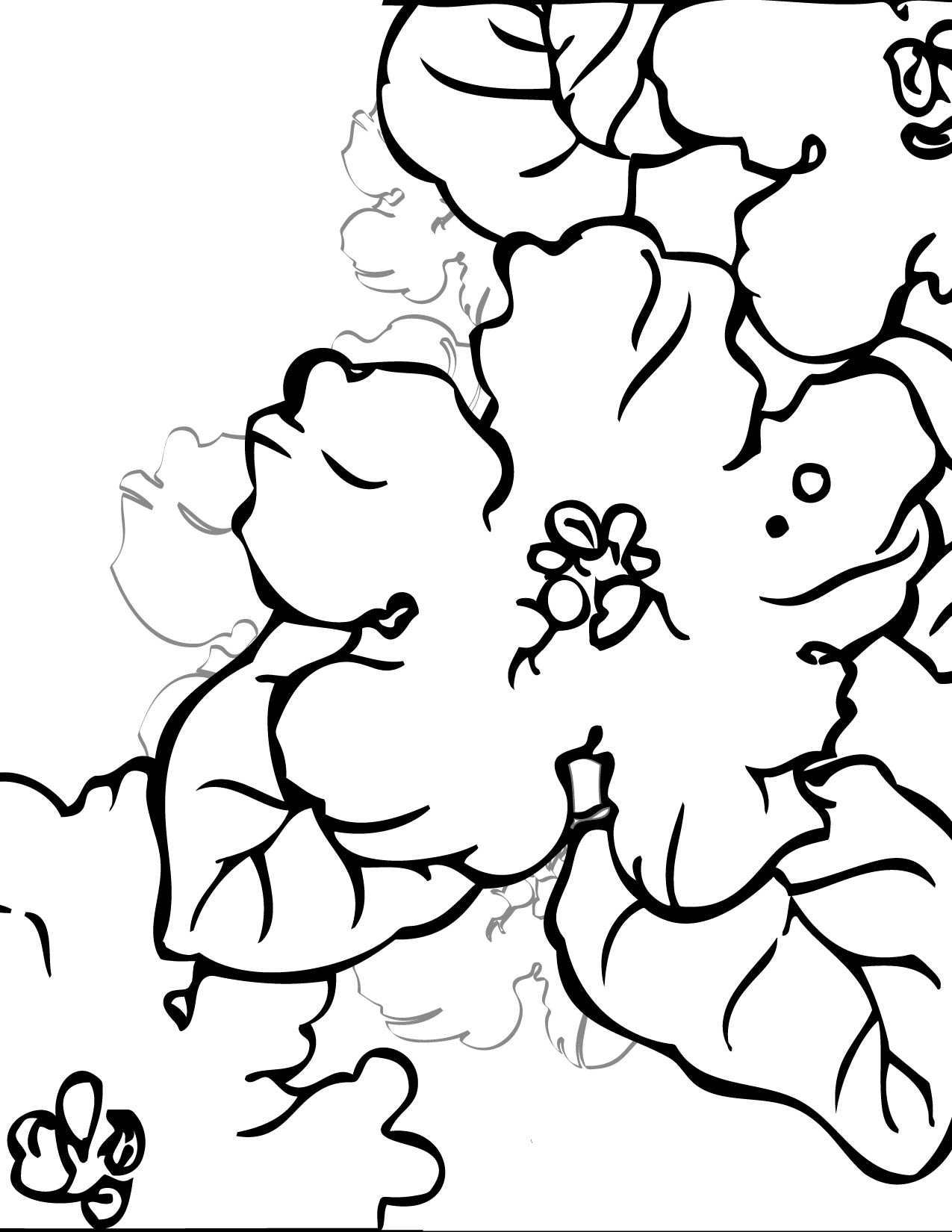 Free Violet Clipart Black And White, Download Free Clip Art.