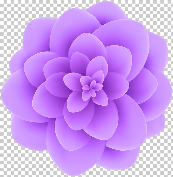 Flower Violet Blue , Deco Violet Flower Transparent , purple.