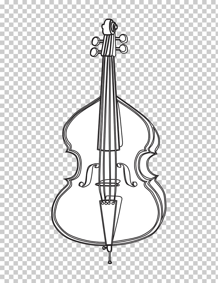 Cello Violin Drawing Double bass , Cello s PNG clipart.