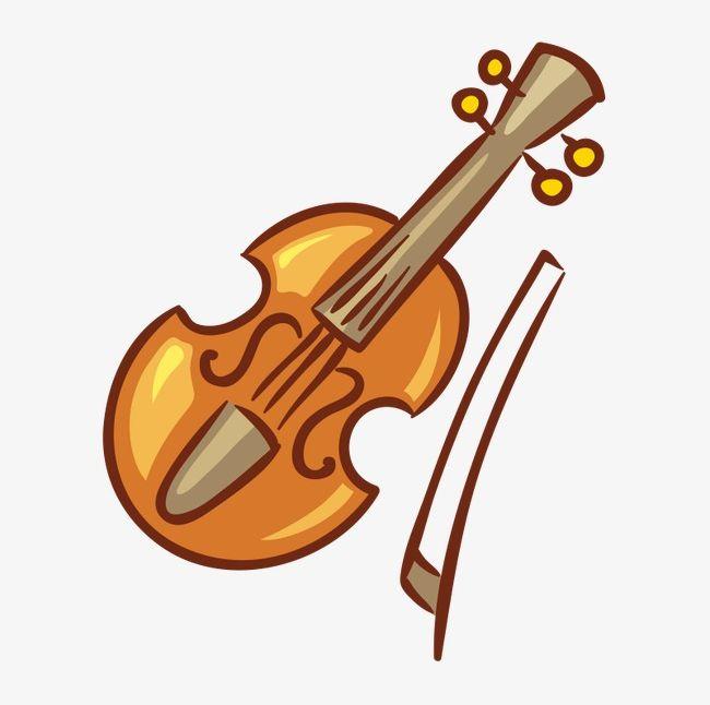 Cartoon Violin PNG, Clipart, Cartoon, Cartoon Clipart.
