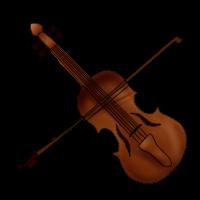 Free to Use & Public Domain Violin Clip Art.