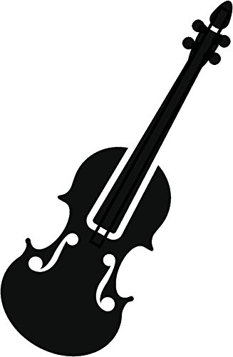 Amazon.com: Simple Clipart Musical Instrument Silhouette Cartoon.
