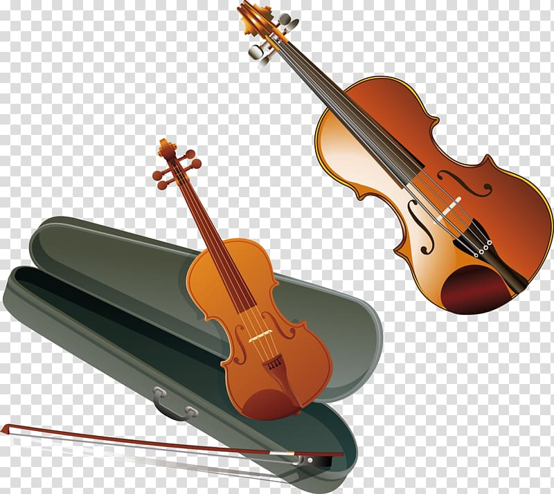 Violin Musical instrument, Violin cello transparent.