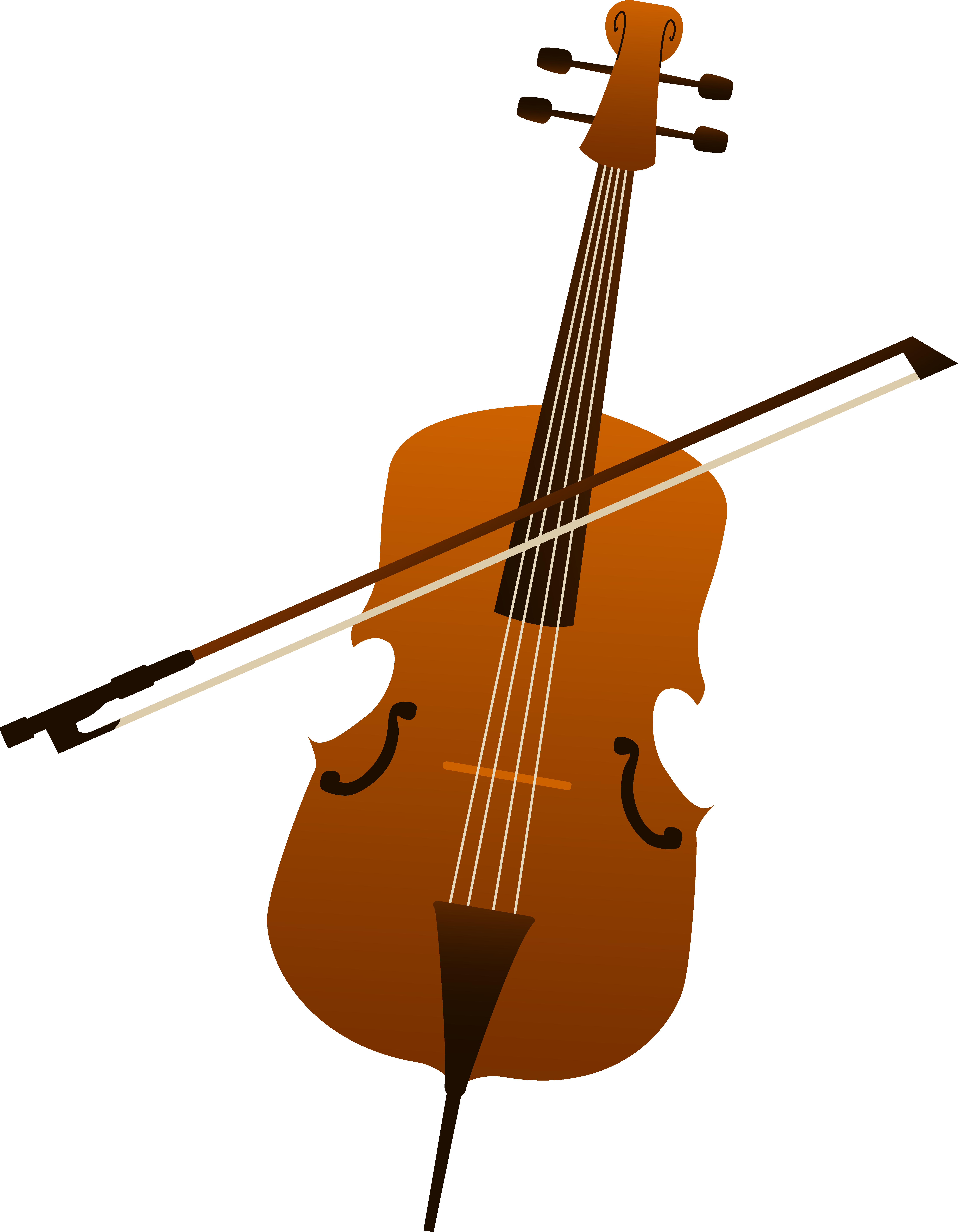 Cello Clipart.
