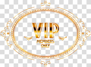 Business Vip transparent background PNG cliparts free.