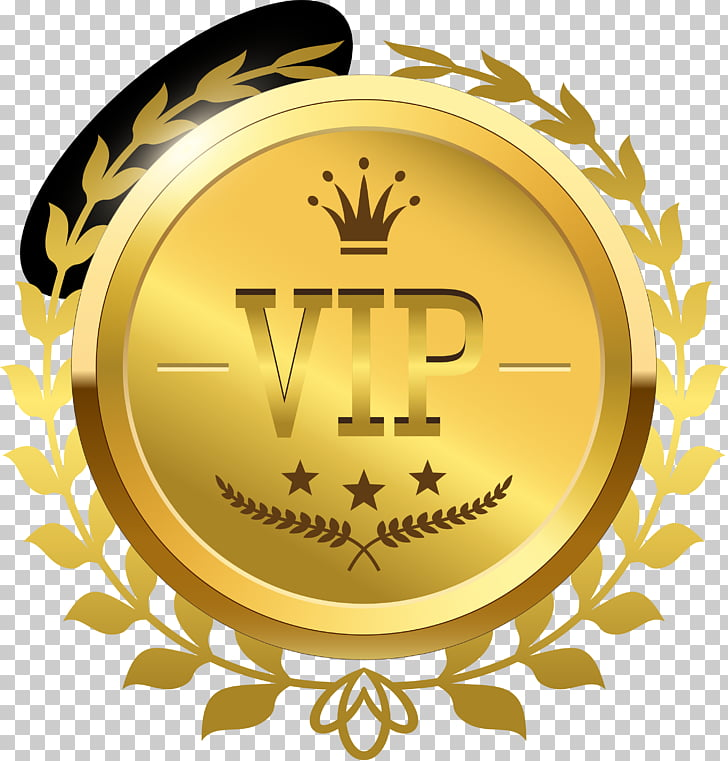 Rice Medal Yellow Icon, Rice spike vip medal PNG clipart.