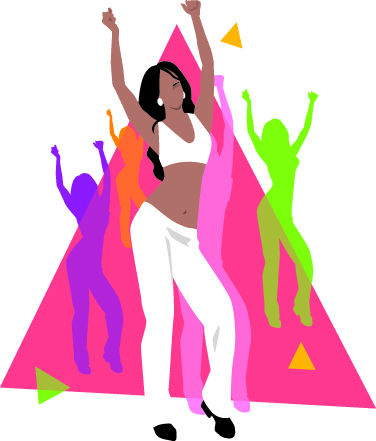 Time to join a dance class for fun as well as exercise.