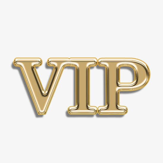 Gold Vip Font, Golden, Vip, Bold PNG Transparent Image and Clipart.