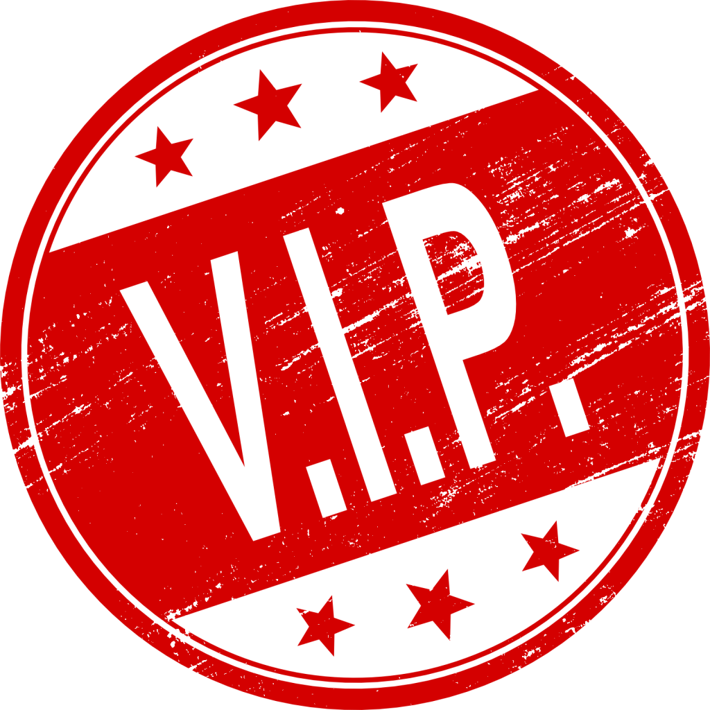 4 VIP Stamp Vector (PNG Transparent, SVG).