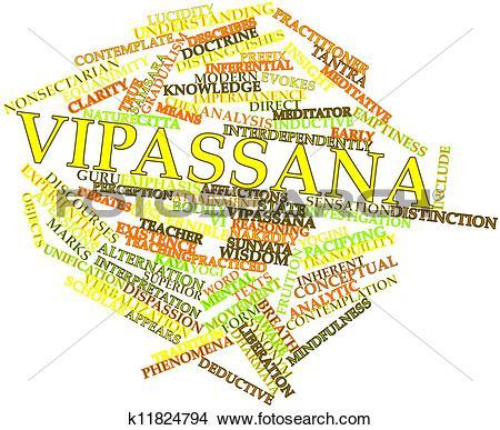 Drawings of Vipassana k11824794.