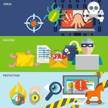 Virenschutz Lizenzfreie Vektorgrafiken Kaufen: 123RF.
