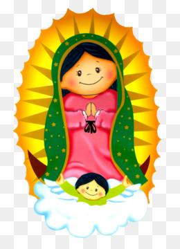 Virgen De Guadalupe PNG.