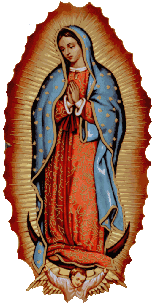 Virgen De Guadalupe Png (99+ images in Collection) Page 1.