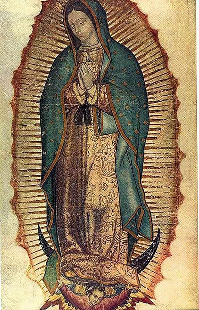 Descubre a la Virgen de Guadalupe.