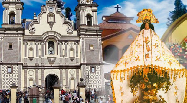 Peregrinos inician recorrido para venerar a Virgen de Juquila.