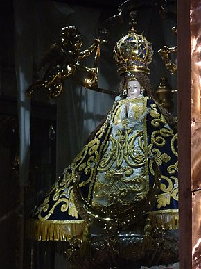 Our Lady of San Juan de los Lagos.