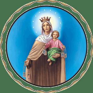 Virgen del carmen png 2 » PNG Image.
