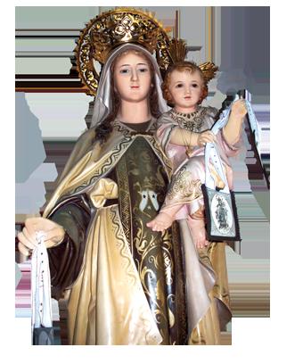 Virgen del carmen png 5 » PNG Image.