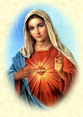 Mother Mary.