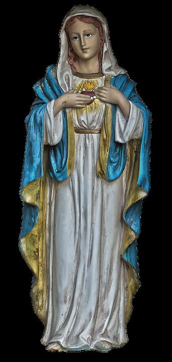 Maria Virgin Mary Christian Art.