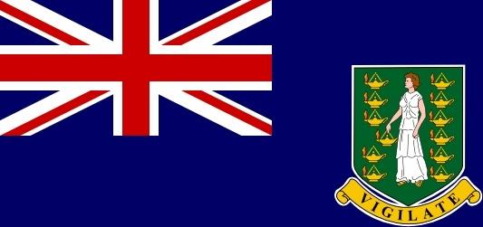 British Virgin Islands clip art Free vector in Open office drawing.