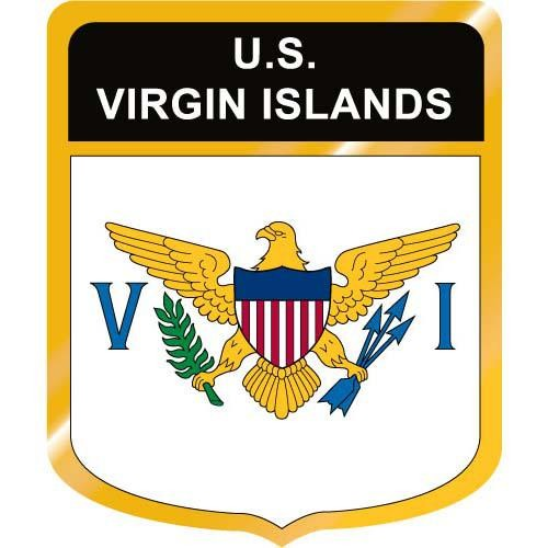 United states virgin islands clipart #16