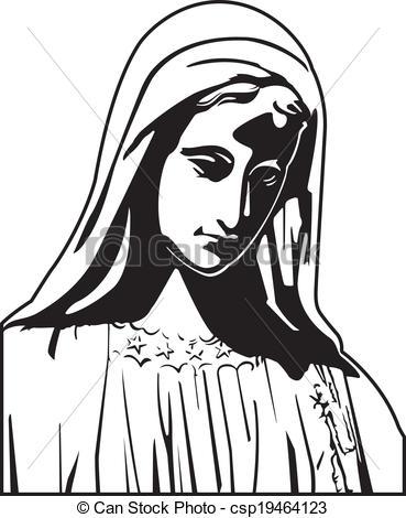 Virgin mary Illustrations and Clip Art. 1,605 Virgin mary royalty.