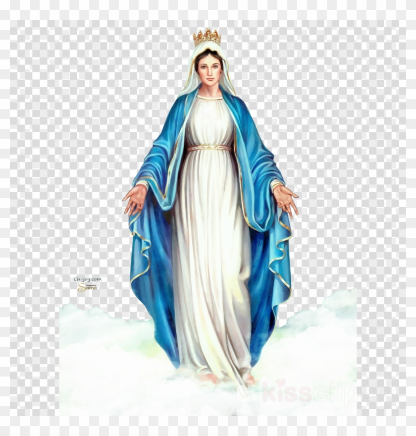 Virgin Mary Png Clipart Immaculate Conception Ineffabilis.