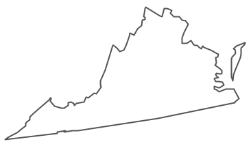 Virginia State Clipart.