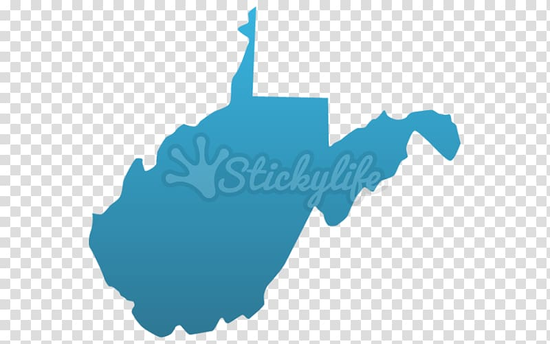 West Virginia State Medical Map, Blue Sulphur Springs West.