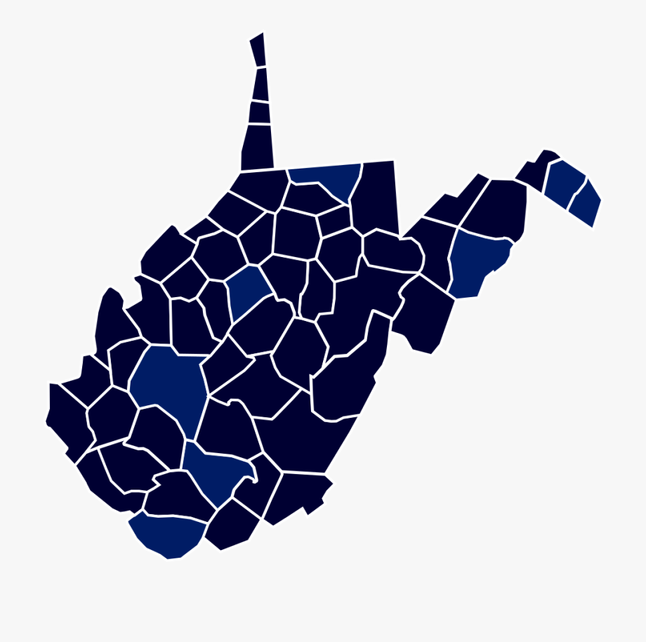 West Virginia 2018 Election Results Clipart , Png Download.