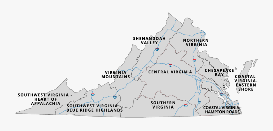 For Developers Virginia Map Clipart.