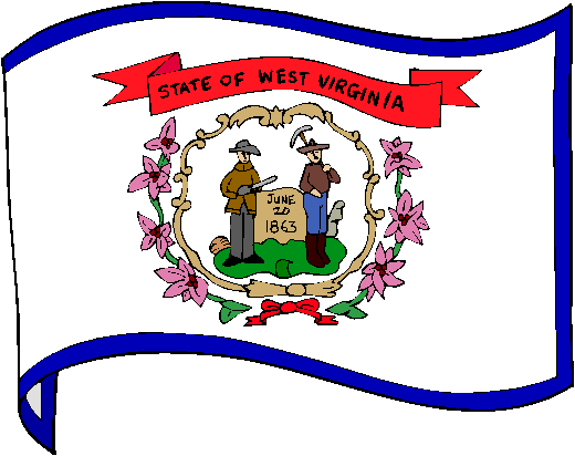 West Virginia Flag.