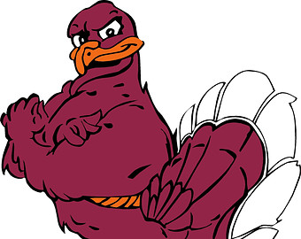 hokie bird coloring pages - photo#50