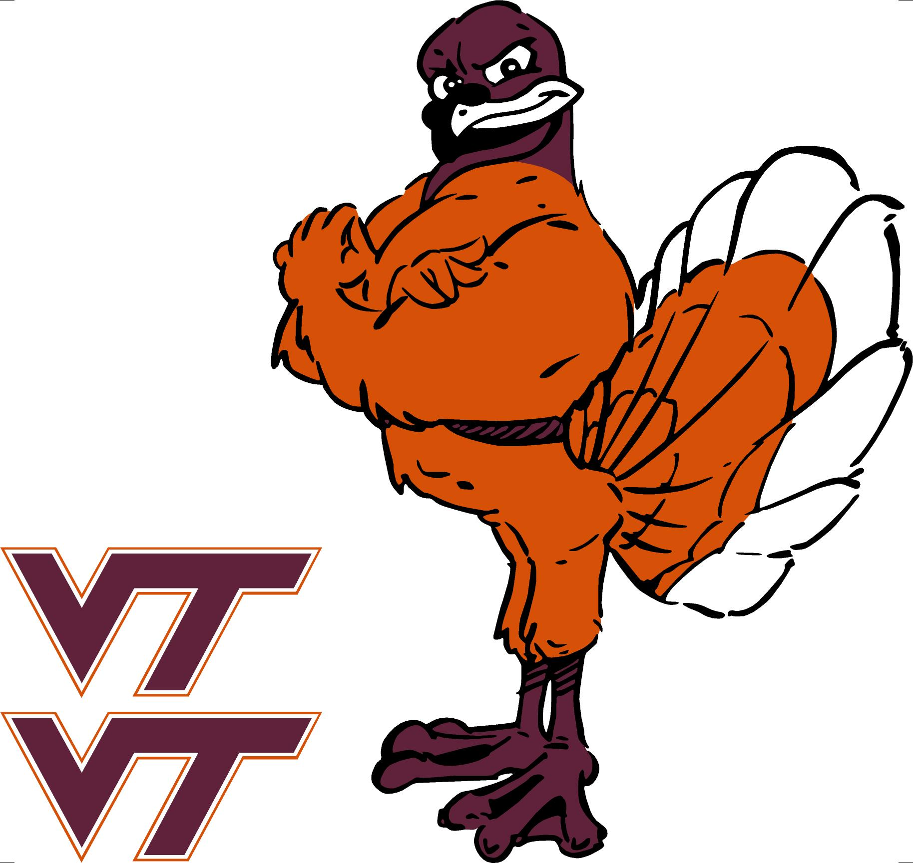 virginia tech football clipart 20 free Cliparts | Download images on Clipground 2021