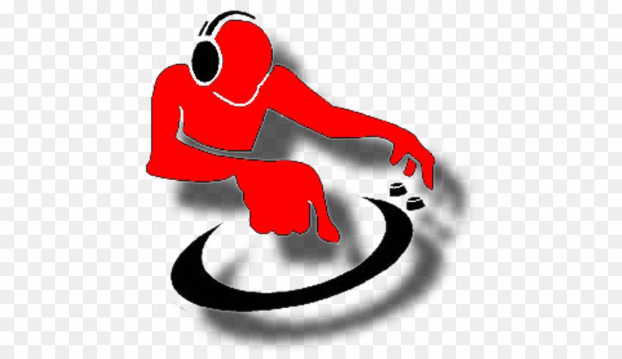 Disc Jockey PNG Virtual Dj Clipart download.