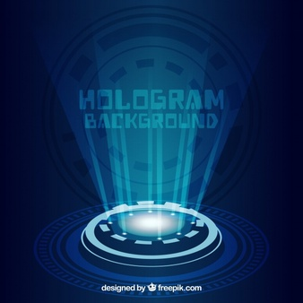 Hologram Vectors, Photos and PSD files.