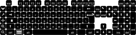 Florence Virtual Keyboard.