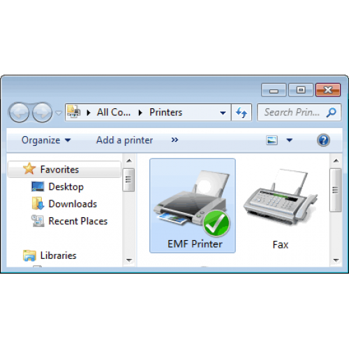 EMF/PDF/Image Virtual Printer Driver SDK for Windows.