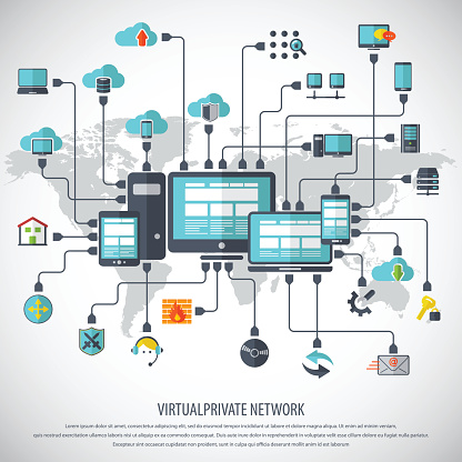 Network Server Clip Art, Vector Images & Illustrations.