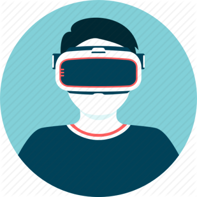 Download VIRTUAL REALITY Free PNG transparent image and clipart.