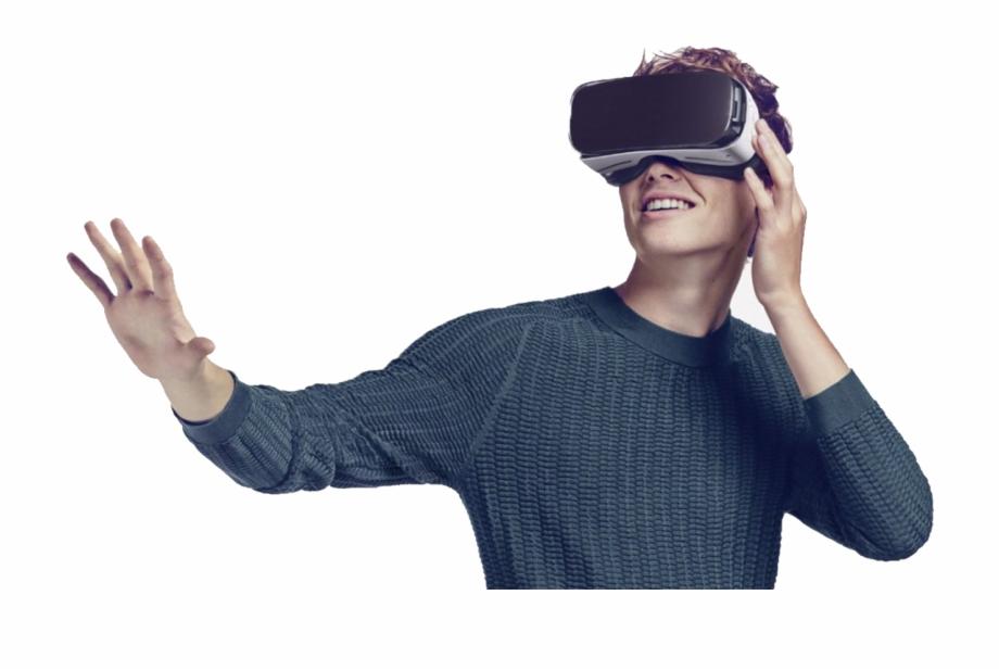 Headset Gear Samsung Playstation Oculus Virtual Reality.