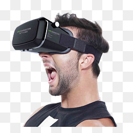 Virtual Reality Stimulates, Technology, #17315.